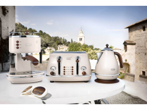 DeLonghi Icona Vintage ECOV 311.BG Semi-automatica Macchina per espresso 1,4 L