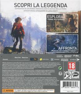 Microsoft Rise Of The Tomb Raider Xbone Basic ITA Xbox One