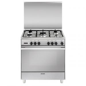 Glem Gas U865VI cucina Piano cottura Acciaio inossidabile A