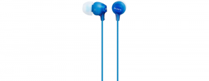 Sony MDR-EX15AP Cuffia Auricolare Connettore 3.5 mm Blu