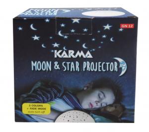 Karma Italiana GN 12 luce da notte per bambino Libera installazione Bianco LED