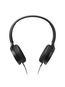 Panasonic RP-HF300ME-K cuffia e auricolare Padiglione auricolare Nero