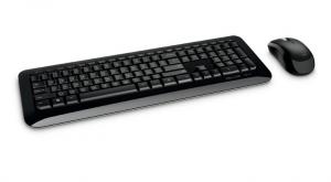 Microsoft Wireless Desktop 850 tastiera RF Wireless Nero