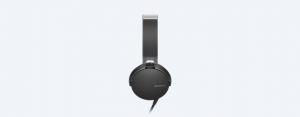 Sony MDR-XB550AP Cuffia Padiglione auricolare Nero