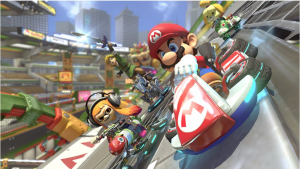 Nintendo Mario Kart 8 Deluxe Basic Inglese Nintendo Switch