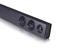 LG SJ3 altoparlante soundbar Nero 2.1 canali 300 W