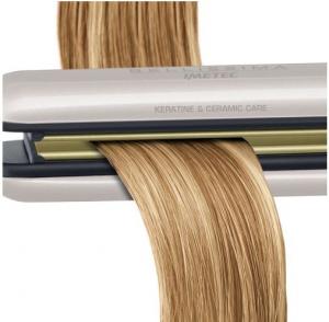 Imetec Bellissima B9 400 11249 Piastra per capelli stretta Bianco 54 W 1,8 m