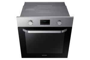 Samsung NV70K1340BS/ET forno 68 L A Nero, Acciaio inossidabile