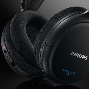 Philips Cuffia HiFi wireless SHC5200/10