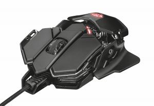Trust GXT 138 X-RAY mouse Mano destra USB tipo A Ottico 4000 DPI