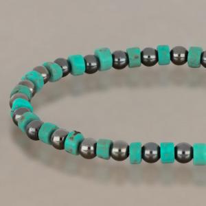 Goyatè - Bracciale Honovi Turquoise Navajo