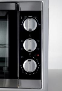 Ariete Bon Cuisine 560 56 L 2200 W Nero, Argento Grill