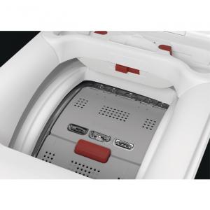 AEG L6TBG621 lavatrice Libera installazione Caricamento dall'alto 6 kg 1200 Giri/min Bianco