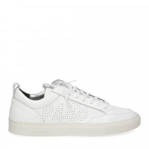 P448 Soho-m white leather-2