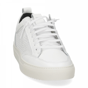 P448 Soho-m white leather-3