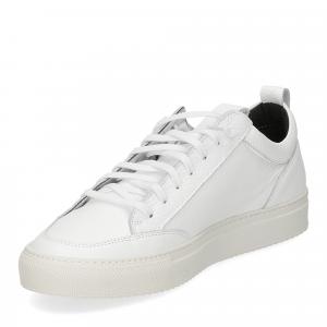P448 Soho-m white leather-4