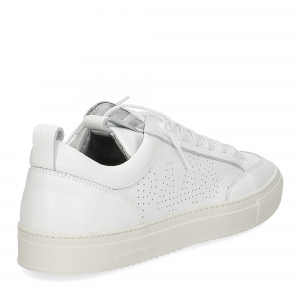 P448 Soho-m white leather-5