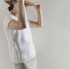 Workshop online Loop Tee di Hiromi Nagasawa