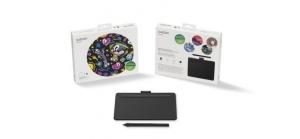 Wacom Intuos S Bluetooth tavoletta grafica Nero 2540 lpi (linee per pollice) 152 x 95 mm USB/Bluetooth