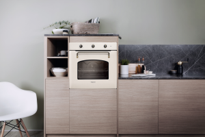 Hotpoint FIT 834 AV HA forno 73 L A Beige