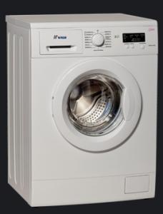 ITWASH G610 lavatrice Libera installazione Caricamento frontale 6 kg 1000 Giri/min C Bianco