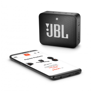 JBL GO 2 Altoparlante portatile mono Nero 3 W