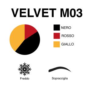 VELVET M03 | Intermedio | 10 mL