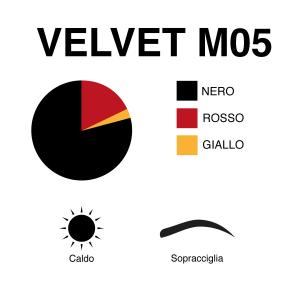 VELVET M05 | Moro | 10 mL