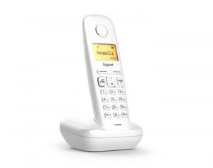 Gigaset A270 Telefono DECT Identificatore di chiamata Bianco