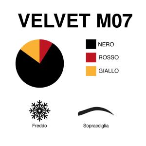 VELVET M07   Castano Scuro   10 mL