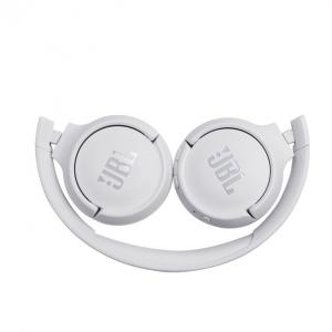 JBL Tune 500BT Cuffia Padiglione auricolare Bluetooth Bianco