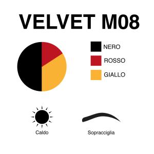 VELVET M08 | Castano | 10 mL