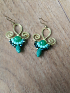 Boho earrings for women online