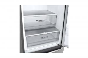 LG GBB61PZGFN frigorifero combinato 384lt no frost h186 inox