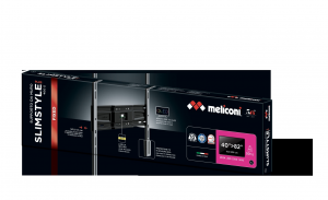 Meliconi SlimStyle Plus 400 S 2,08 m (82