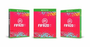 Electronic Arts FIFA 20, Xbox One Basic Inglese, ITA