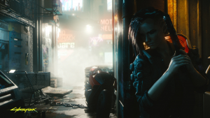 BANDAI NAMCO Entertainment Cyberpunk 2077, PS4 Basic Inglese PlayStation 4