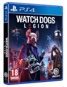 Ubisoft Watch Dogs: Legion, PS4 Basic PlayStation 4