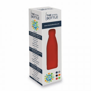 The Steel Bottle Classic 500 ml - Rosso