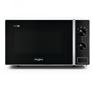 Whirlpool MWP 103 W Superficie piana Microonde con grill 20 L 700 W Nero, Bianco