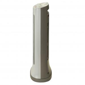 Bimar HP110 stufetta elettrica Interno Grigio, Bianco 2000 W Riscaldatore ambiente elettrico con ventilatore