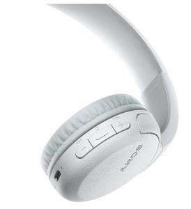 Sony WH-CH510 Cuffia Padiglione auricolare USB tipo-C Bluetooth Bianco
