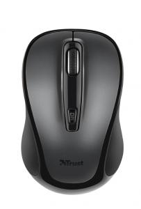 Trust Siero Silent mouse Ambidestro RF Wireless Ottico 2400 DPI