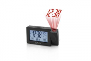 Explore Scientific RPW3008 Sveglia digitale Nero