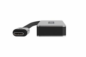 Sitecom MD-066 lettore di schede USB 3.2 Gen 1 (3.1 Gen 1) Type-C Nero, Grigio