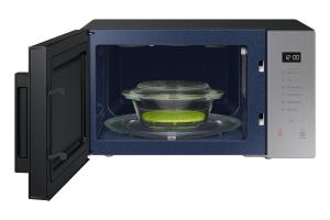 Samsung MG30T5018UG/ET forno a microonde Superficie piana Microonde combinato 30 L 1400 W Nero, Grigio