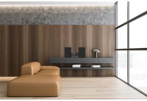 Kenwood Electronics M-420DAB set audio da casa Microsistema audio per la casa 14 W Nero