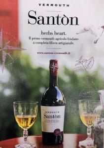Vermouth Santòn Az. Agr.Borgo San Daniele (Cormons - GO)
