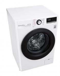 LG F4WV310S6E lavatrice Libera installazione Caricamento frontale 10,5 kg 1400 Giri/min B Bianco