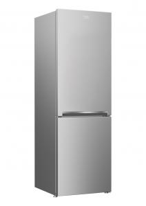 Beko RCSA330K30SN frigorifero combinato 295lt h185 silver